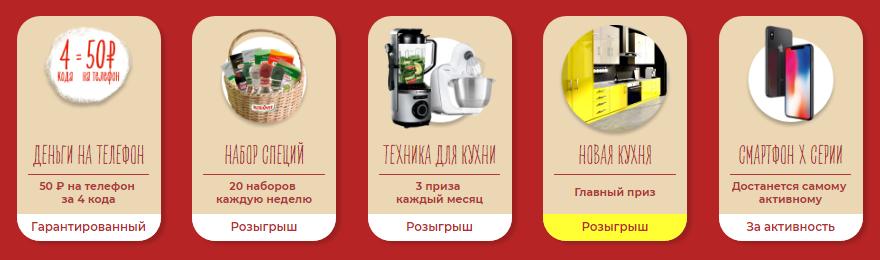 kotanyi акция 2019