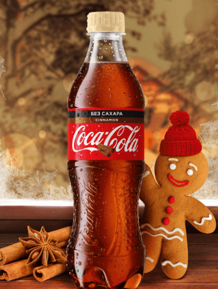 кока-кола корица