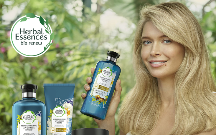 herbal essences шампунь