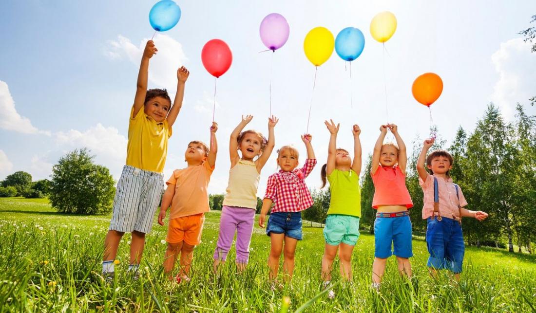 Акция День защиты детей в 2020 году!