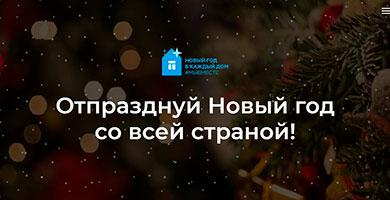 Акция «Новый Год в каждый дом»!