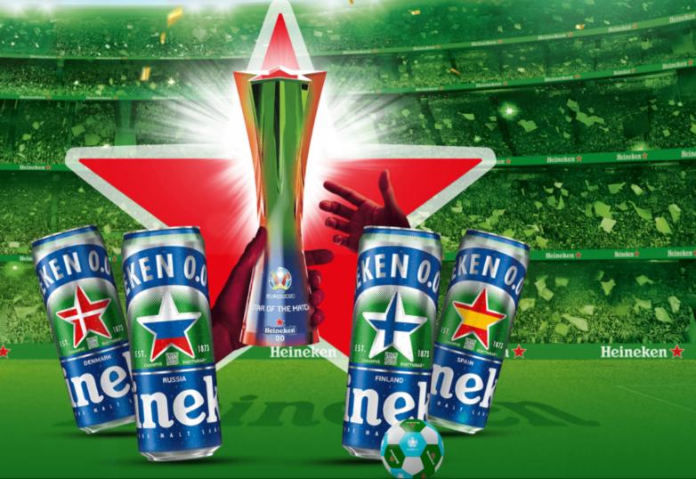 Акция Heineken 2021
