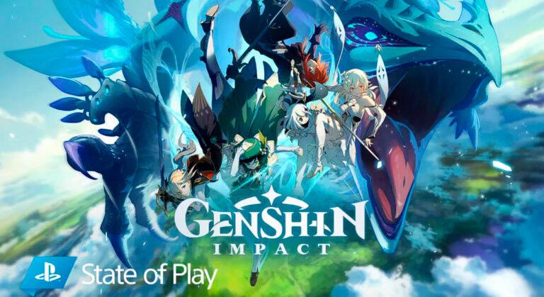 Промокоды Genshin Impact 2021 на май.