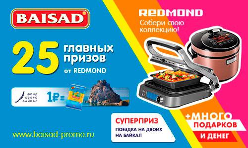 Промо акция Baisad 2021 «Объединяем всех»!
